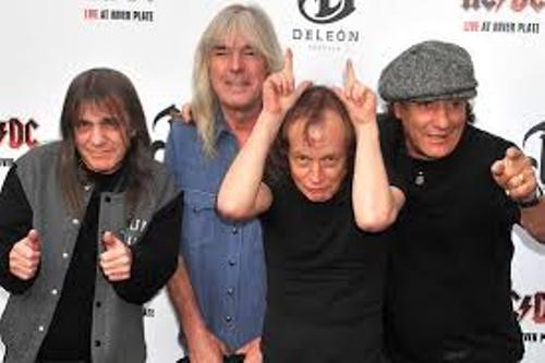 AC DC Members