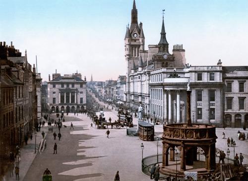 Aberdeen Union Street