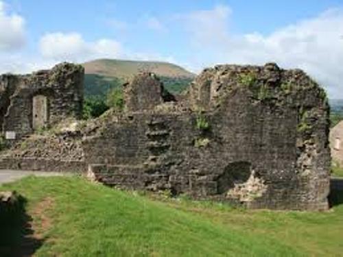 Abergavenny Castle Ruins