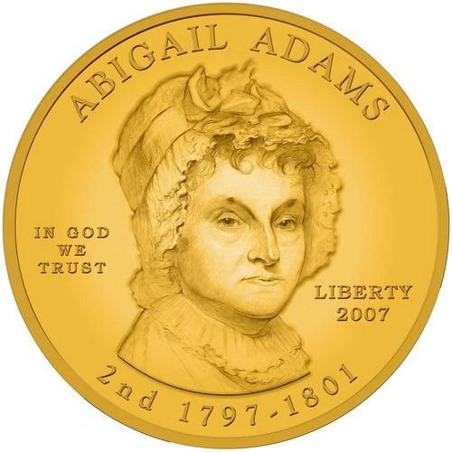 Abigail Adams Coins