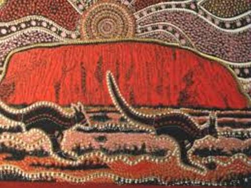 Aboriginal Art Pictures