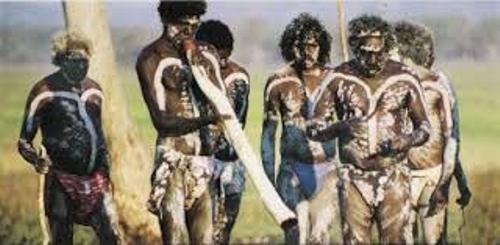 Aboriginal Ceremonies Pic