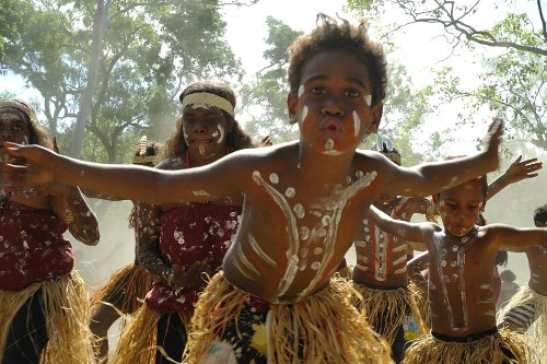 Aboriginal Dance Pic