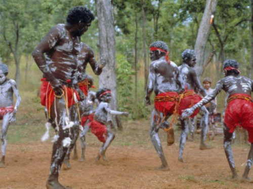 Aboriginal Dances