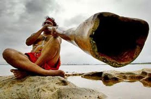 Aboriginal Music Image