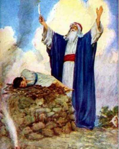 Abraham and Sacrifice