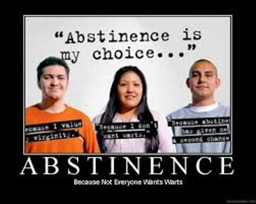 Abstinence Pic
