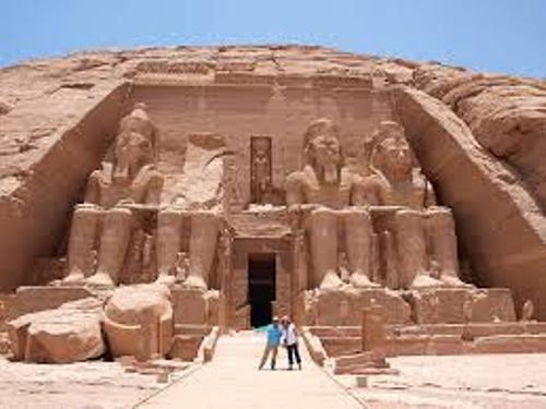 Abu Simbel Pic
