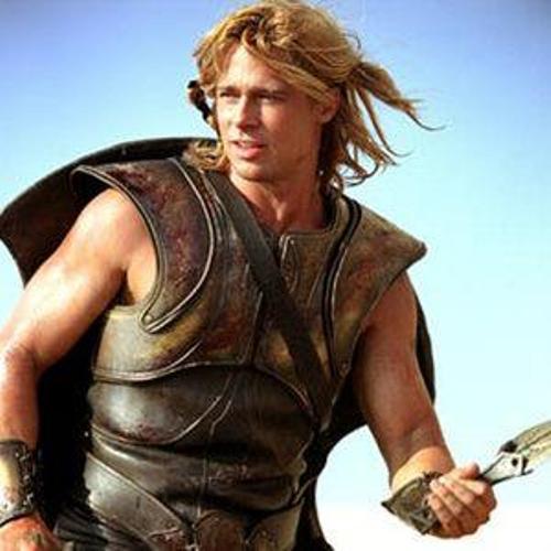 Achilles Brad Pit