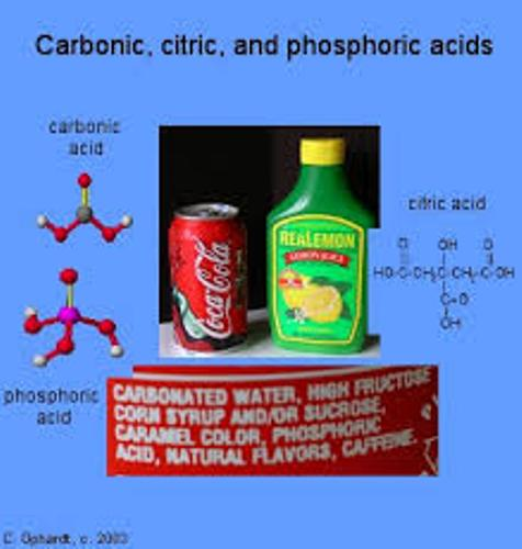 Acids Examples