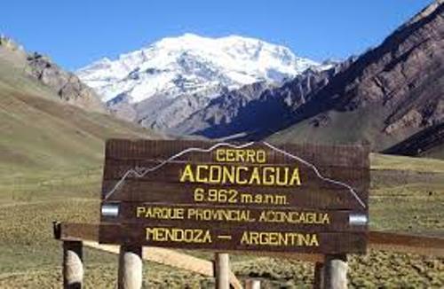 Aconcagua Climbing