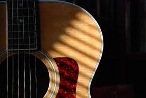 Acoustic Guitars Facts