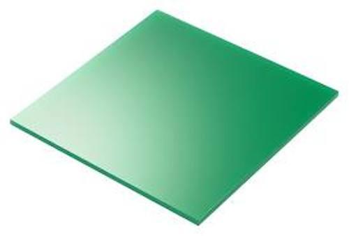 Acrylic Plastic Green