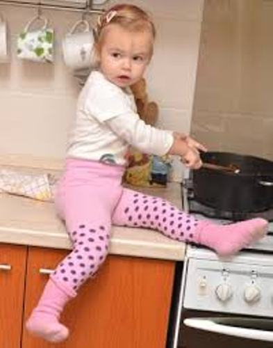 Children and Accidents in the Home