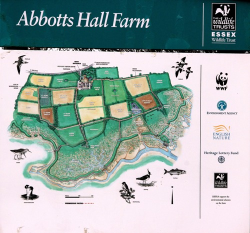 Facts about Abbotts Hall Farm
