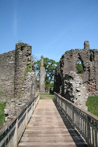 Facts about Abergavenny Castle
