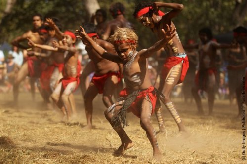 Facts about Aboriginal Dance