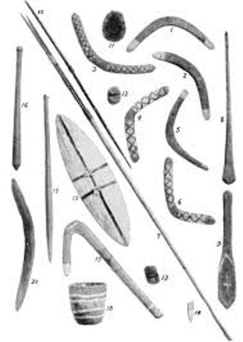 Facts about Aboriginal Weapon