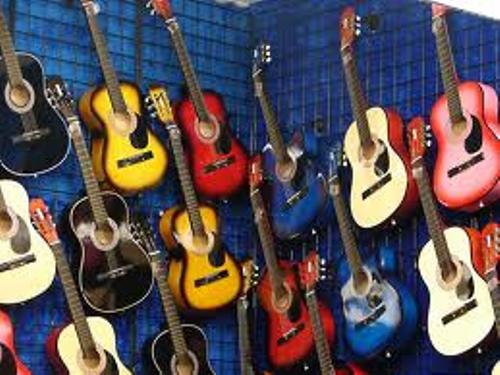 Facts about Acoustic Guitars