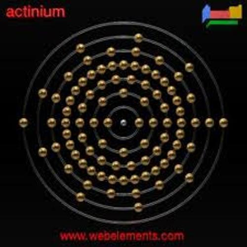 Facts about Actinium
