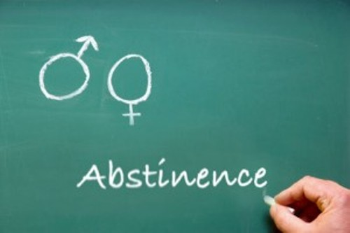 abstinence image