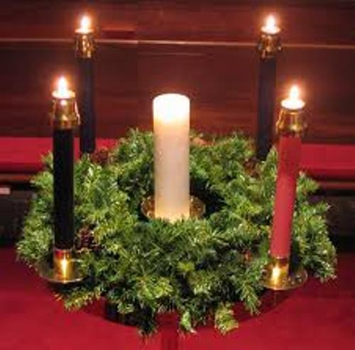 Advent Wreath Pictures