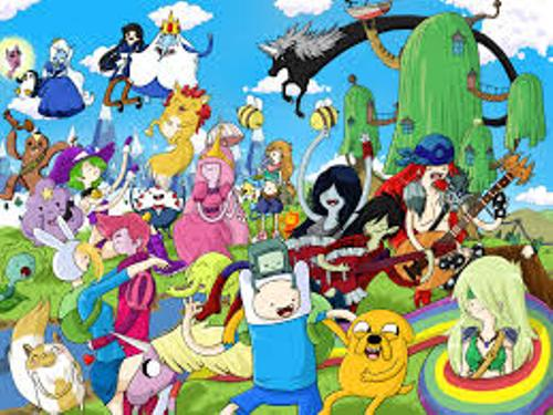 Adventure Time World