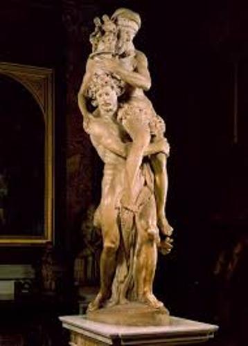 Aeneas Statue
