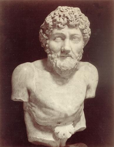 Aesop Statue