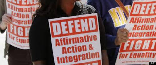Affirmative Action Defend