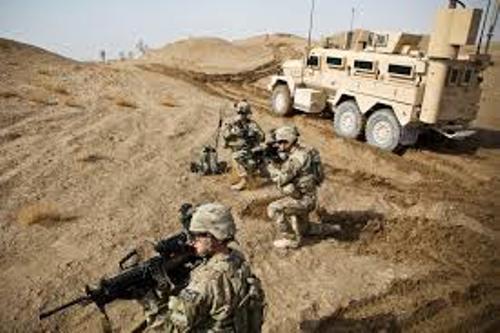 Afghanistan War Armies