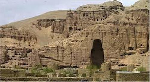 Afghanistan history Ruins