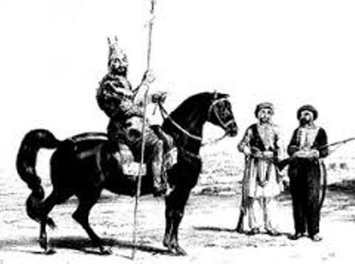 Afghanistan history