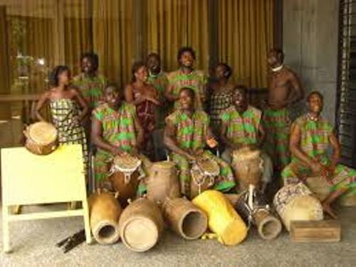 African Drumming Pictures