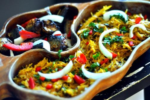 African Food Salad