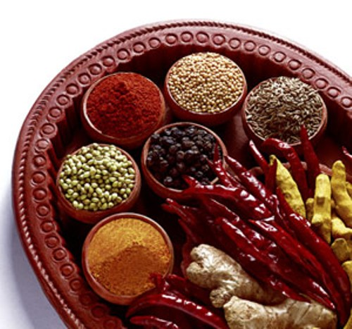 African Food Spices