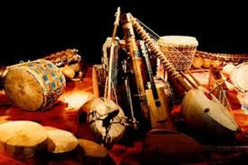 African Instrument Pictures