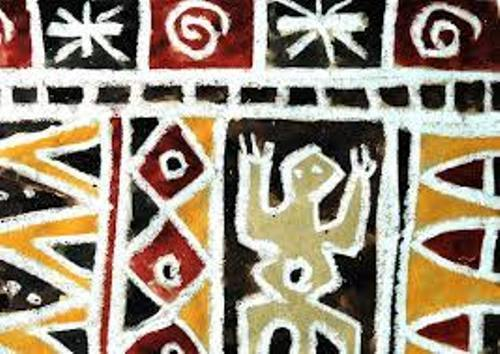 African Pattern Pic