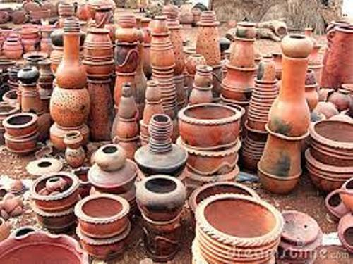 African Pottery Clay