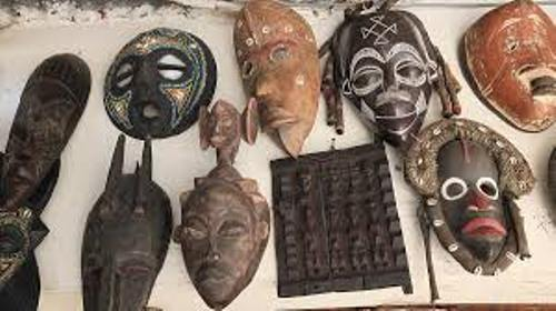 African Religion and Masks