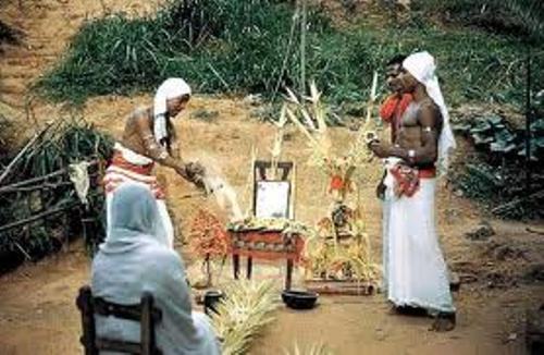 African Religion and Ritual