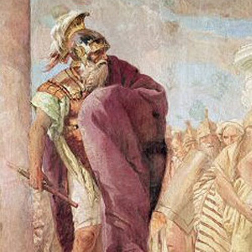 the plot of aeschylus's agamemnon based Agamemnon study guide contains a biography of aeschylus,  quiz questions,  major themes, characters, and a full summary and analysis  or whether what  she did was motivated by a base, human desire for revenge.