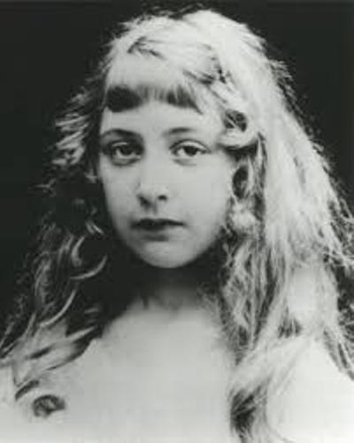 Agatha Christie Child