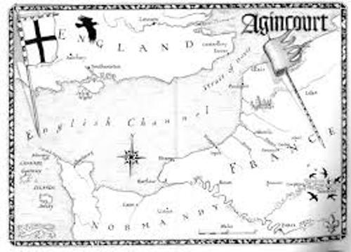 Agincourt Map Battle