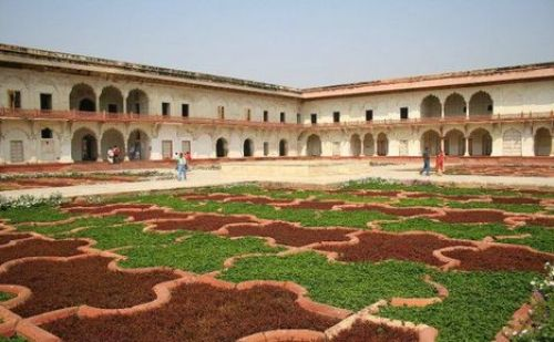 Agra Fort Picture