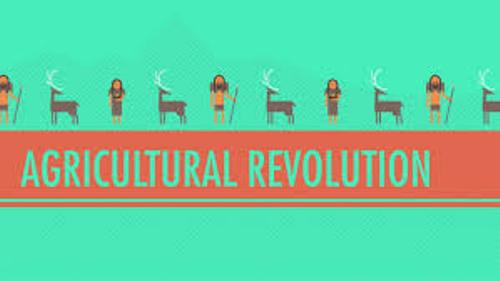 Agricultural Revolution Facts