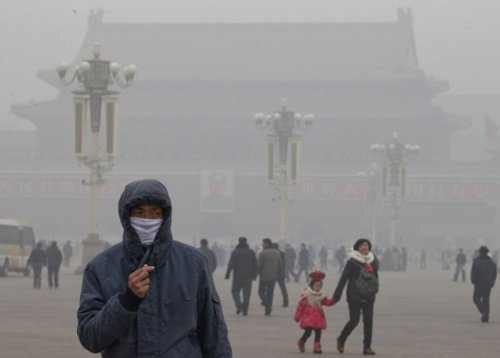 Air Pollution in China and Citizens
