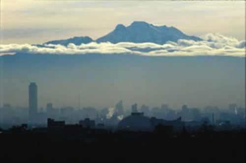 Air Pollution in Mexico City Images