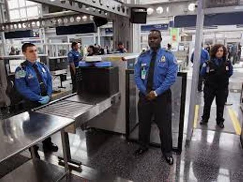 Airport Security Picture