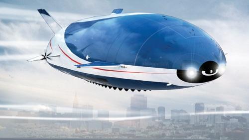 Airships Modern